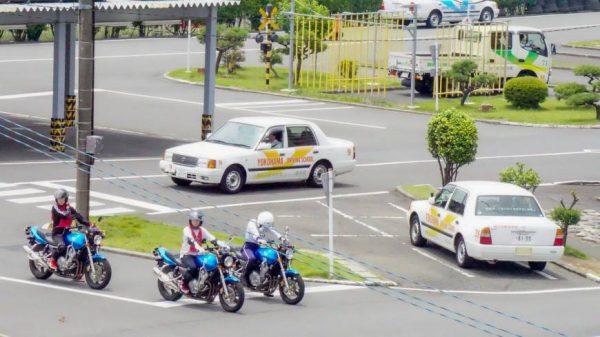 Japanese Driving School