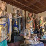 Jizoji's (Temple 5) Rakan Statues