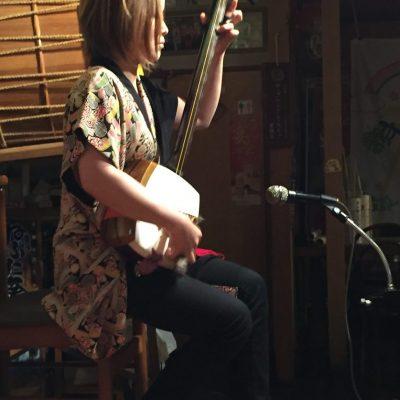 Tsugaru Shamisen Performance