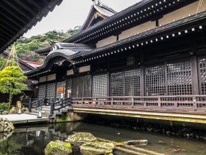 Goshoyu Public Bath House at Kinosaki Onsen