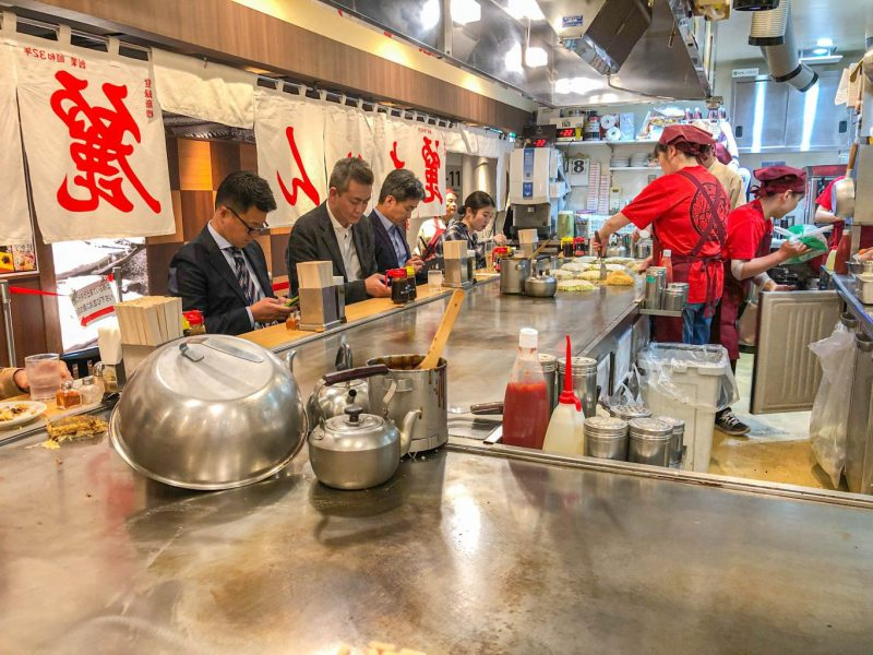 Hiroshimayaki Shop