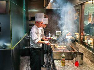 Cooking Gyutan