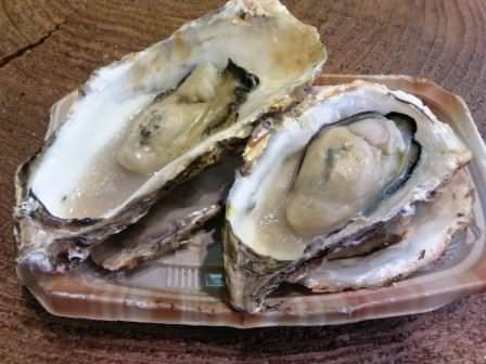 Miyajima Grilled Oysters